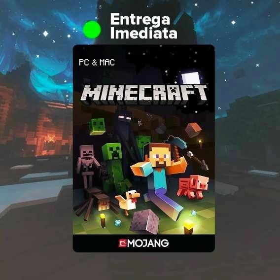 Key Minecraft Original Java Edition Pc - Mojang