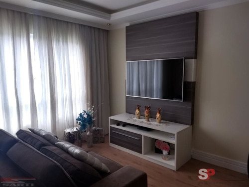 Imagem 1 de 15 de Condomínio - 03 Dorms.( 01 Suíte),  03 Vagas  - St11921