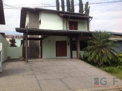 Casa Com 3 Dormitórios Para Alugar, 260 M² Por R$ 3.000/mês - Jardim Paiquerê - Valinhos/sp - Ca3515