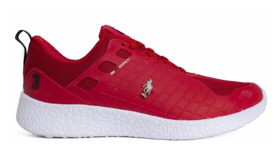 Tenis Hpc Polo Red 55