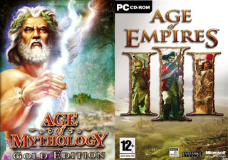 Age Of Mythology + Age Of Empires 3 Oferta Pc