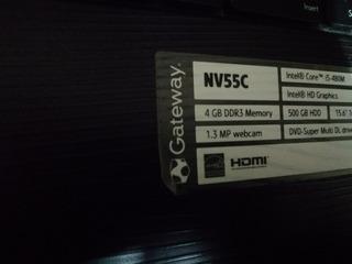 8aparts Laptop Gateway Nv55c