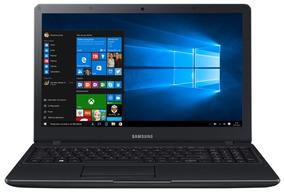 Notebook Samsung Essentials E34 Preto