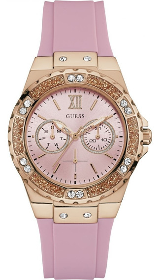 Relógio Guess Feminino Limelight 92696lpgsru2 - W1053l