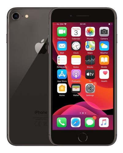 iPhone 8 64gb Cinza-espacial  Seminovo Excelente Conservação