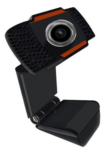 Imagen 1 de 9 de Laptop Pc De Escritorio Cámara Web Para Llamadas De 1080p