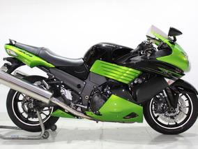 Kawasaki - Ninja Zx 14 R Abs - 2011 Verde