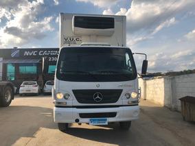 Mercedes Benz Accelo 1016 4x2 2016 Baú Frigorifico Baixo Km