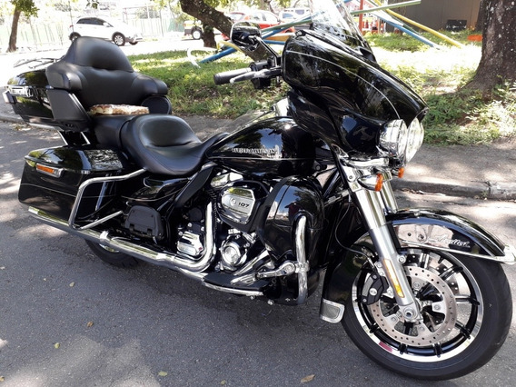 Harley-davidson Cvo Electra Glide Ultra