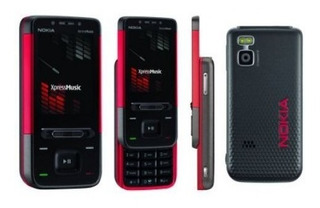 Celular Nokia 5610 5610d Xpressmusic Com Garantia