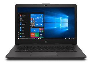 Notebook Hp 240 G6 Core I5 8250u 8gb Ssd 240gb 14 Led Cuotas