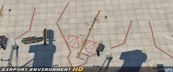 X-plane 11 Texturas De Aeroportos Airport Environment