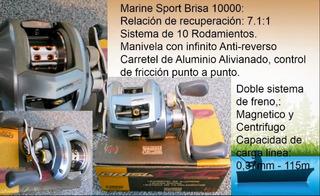 Reel Marine Sport