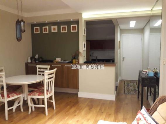 Apartamento Com 2 Dormitórios À Venda, 64 M² Por R$ 380.000 - Jardim Aquarius - São José Dos Campos/sp - Ap1325