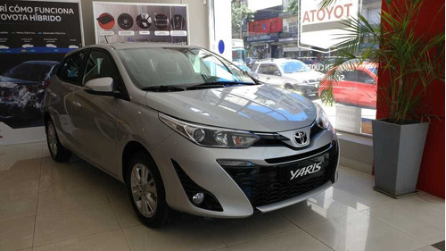 Yaris Xls Pack 5p Cvt