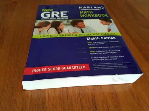 New Gre Math Workbook (inglês)/ Kaplan