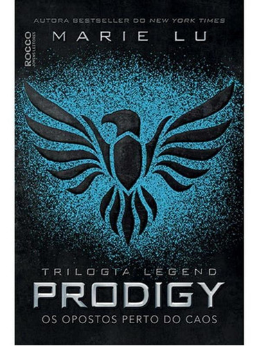 Imagem 1 de 1 de Prodigy - Os Opostos Perto Do Caos