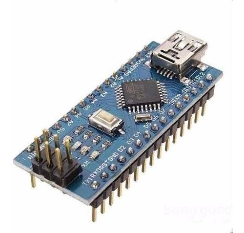Arduino Nano V3.0 Atmega328p Ch340g 5v