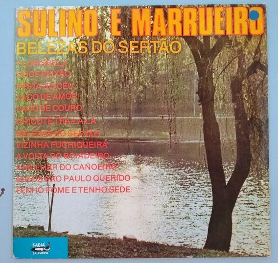 Lp Sulino E Marrueiro Belezas Do Sertão 1991