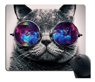 Almohadilla Para Mouse Para Juegos De Smooffly, Galaxy Hipst