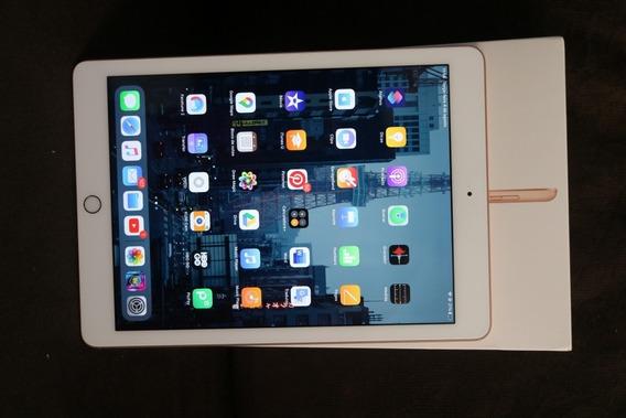 iPad 6 Geração 32 Gb Gold Igual Zero!