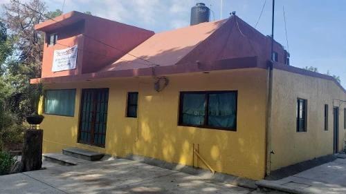 Casa De Campo En Tlalnepantla, Excelente Clima