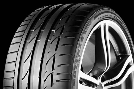 Pneu 225/40r19 Bridgestone Potenza S001 89y Runflat