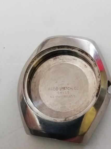 Caja Y Tapa Reloj Rado Repuesto