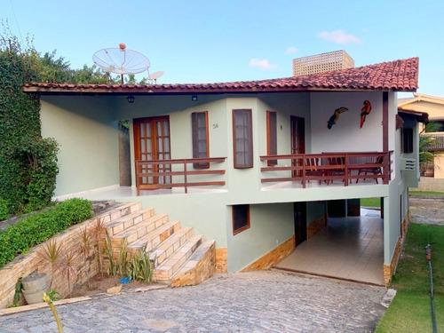 Imagem 1 de 30 de Casa Em Condomínio Fechado, À Venda - Gravatá/pe - Vl0541