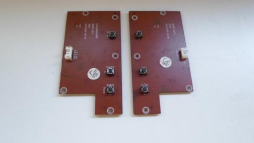 Bz 314 Repuesto Placas Key 1 Y Key2 Control Dvd Rca