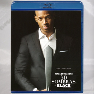 50 Sombras De Black (50 Shades Of Black) Blu-ray Reg. A,b,c