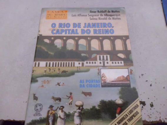 O Rio De Janeiro, Capital Do Reino