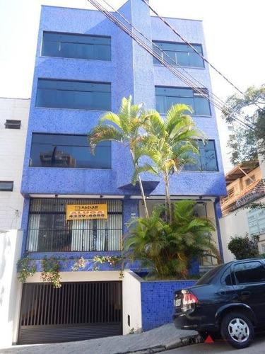 Sala Para Alugar, 45 M² Por R$ 1.222,00/mês - Centro - São Bernardo Do Campo/sp - Sa0556
