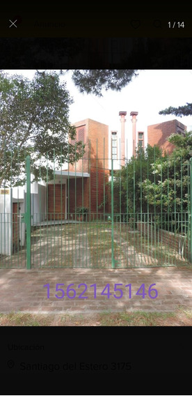 Excelente Casa Para 8 Personas En San Bernardo.solo Familias