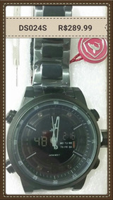 Relogio Shark Ds024s Original