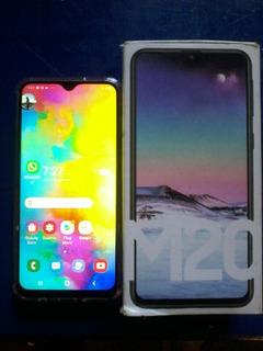 Samsung Galaxy M20 Poco Uso
