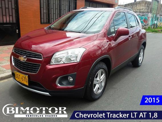 Chevrolet Tracker Lt At 1.8 2015