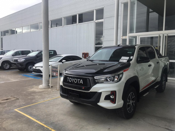Toyota Gr-s At 4x4 V6 2020 Blanca
