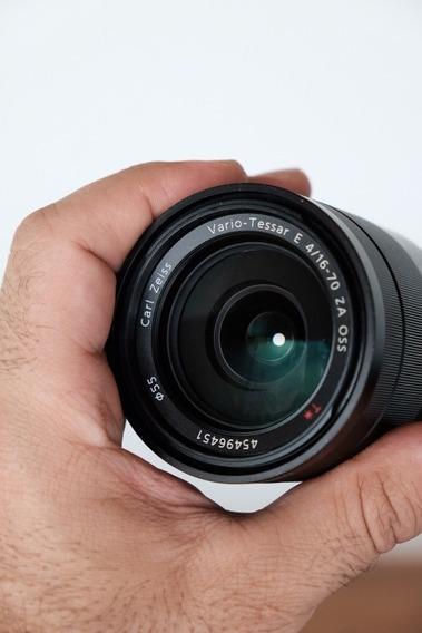 Sony Zeiss 16-70 F4. A Melhor Zoom Para A6500, A6400, A6300