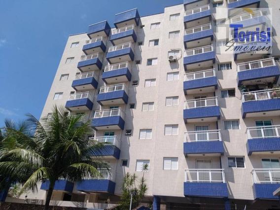Apartamento Em Praia Grande, 01 Dormitório, Na Aviação, Ap2172 - Ap2172