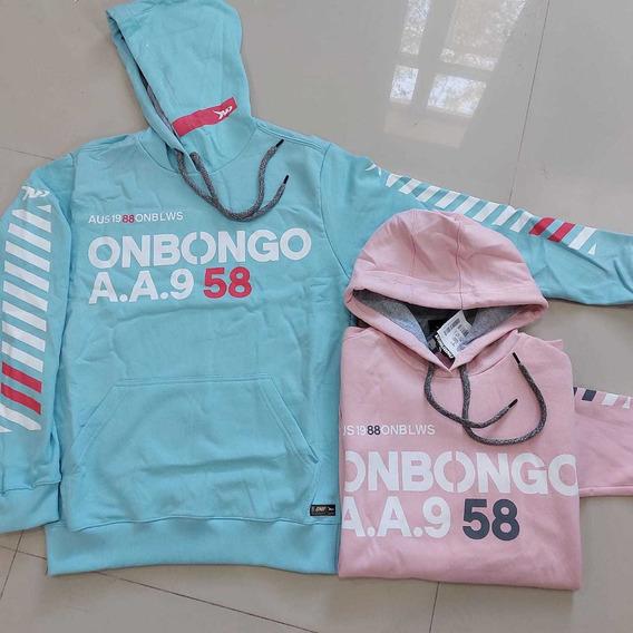 Moletom Onbongo Original!