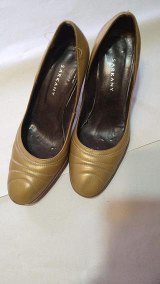 Zapato Zarkany Mujer Numero 37