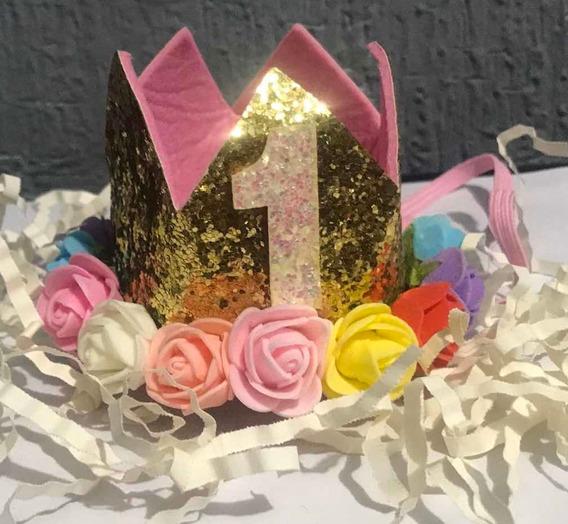 Corona Infantil Cumpleaños
