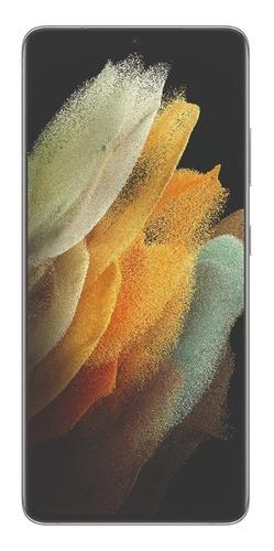 Samsung Galaxy S21 Ultra 5G 256 GB phantom silver 12 GB RAM