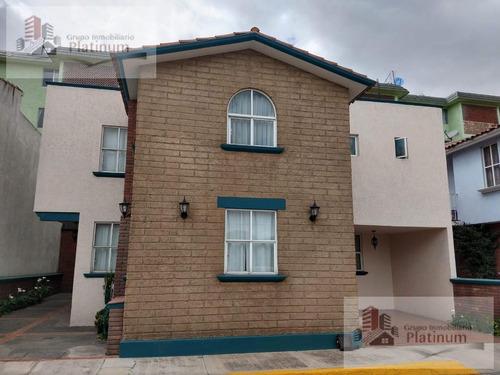 Imagen 1 de 14 de Casa En Condominio - Citlalli