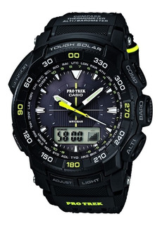 Reloj Casio Pro Trek Prg-550g-1d Origi Local Barrio Belgrano