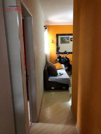 Apartamento Com 2 Dormitórios À Venda, 46 M² Por R$ 142.000 - Laranjeiras - Caieiras/sp - Ap0188