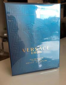 Versace Eros 200ml Original Lacrado