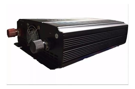 Inversor Conversor Transformador Voltagem 24v Pra 110v 4000w