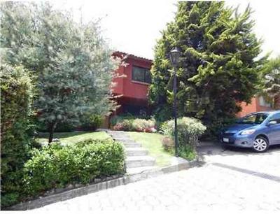 Casa En Condominio Cruz Verde. Lomas Quebradas